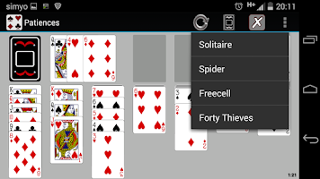 Screenshot of Patiences (Ad-Supported)