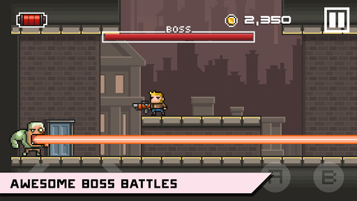 Random Heroes - screenshot
