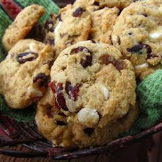 Linda's Cranberry Cookies