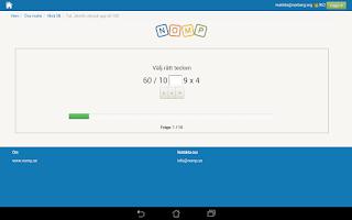 Screenshot of Nomp