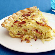 German Potato Pie