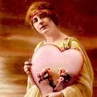 Saint Valentine's Day icon