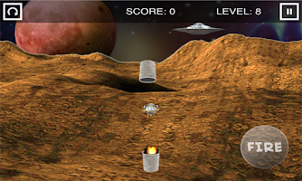 Screenshot of Monkey Barrel Game Free
