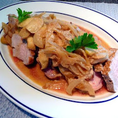 Normandy Pork Tenderloin