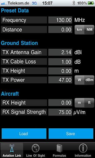 Aviation RF Link