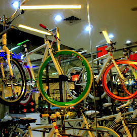 by Ghali Nugraha  Zulfikar - Transportation Bicycles