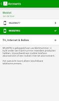 Screenshot of MijnKPN