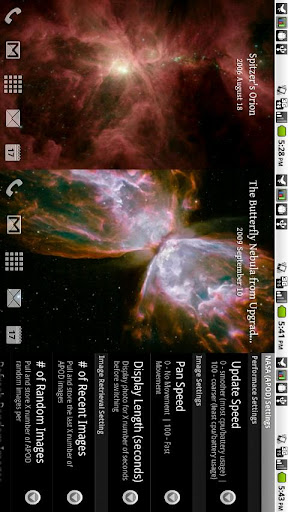 玩個人化App 美國航天局(APOD) - 現場壁紙免費 APP試玩