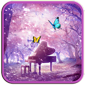 App Sakura and Butterfly LWP APK for Windows Phone