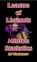 Screenshot of League of Legends Minion Stats