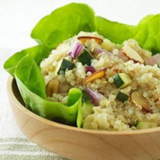 Zucchini Almond Salad Recipes