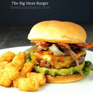 THE BIG MESS BURGER