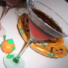 Rotting Pumpkin Martini
