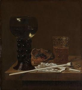 RIJKS: Jan Jansz. van de Velde (III): painting 1658