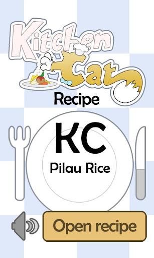 KC Pilau Rice
