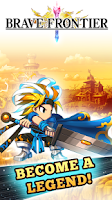 Screenshot of Brave Frontier RPG