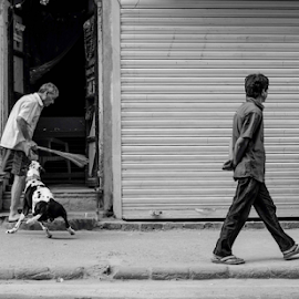 Three lives by Sahil M Beg - People Street & Candids