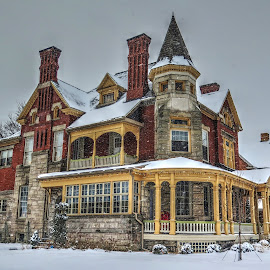 Victorian Home by Jim Hoover - Buildings & Architecture Homes (  )