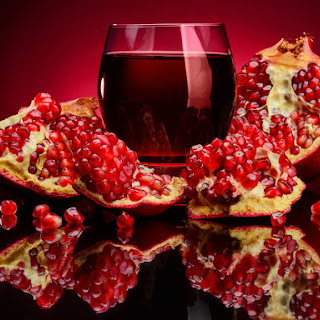 Pomegranate Juice Mix Recipes
