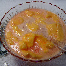 Mom's Sherbet Punch