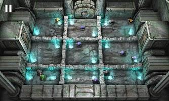 Screenshot of Laser Wars Lite Sony Edition