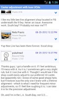 Screenshot of FJ Cruiser Forum