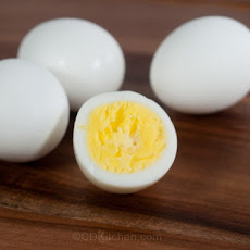 Slow Cooker Hard-Boiled Eggs