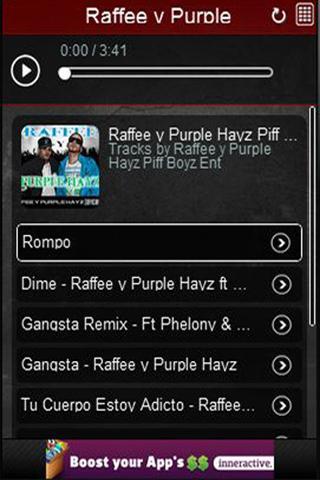 Raffee y Purple Hayz
