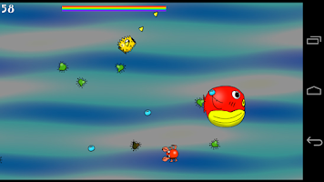 Screenshot of Bubble Fish Beta