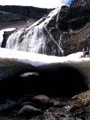 Túneles de hielo - Cerro La Torta