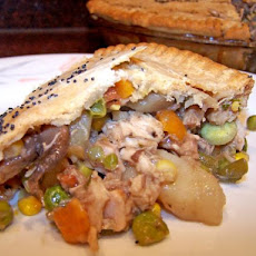 Turkey Pot Pie!