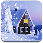 Snowfall Pro Live Wallpaper icon