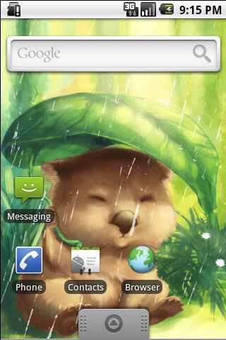 玩個人化App|凡人袋熊動態壁紙免費|APP試玩