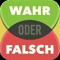 Download Wahr oder Falsch - Das Spiel APK on PC