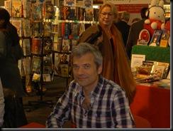 Jan Leyers op Boekenbeurs