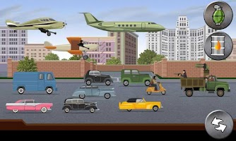 Screenshot of Mafia Game - Mafia Shootout