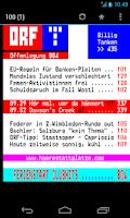 Screenshot of aText-TV Pro