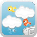 Cloudy Theme Rabbit Launcher icon