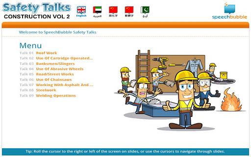 Safety Talks - Construct V2 ME