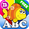 Kids Animal First Words Puzzle icon