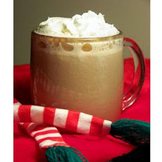 Holiday Hazelnut and Bailey's Coffee