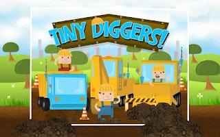 Screenshot of Tiny Diggers