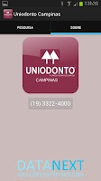 Screenshot of Uniodonto Campinas - Guia