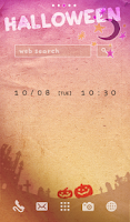 Screenshot of Cute wallpaper★Halloween Night