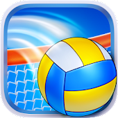 Game Volleyball Champions 3D APK for Kindle