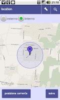 Screenshot of Modus Operandi Location Plugin