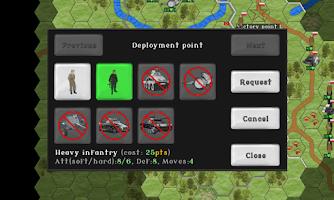 Screenshot of Wargames of 1939 FREE