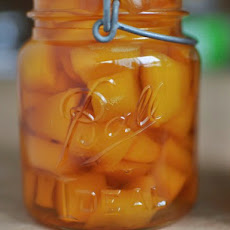 Pickled Sugar Pumpkin