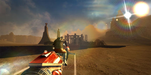 EXILES - screenshot