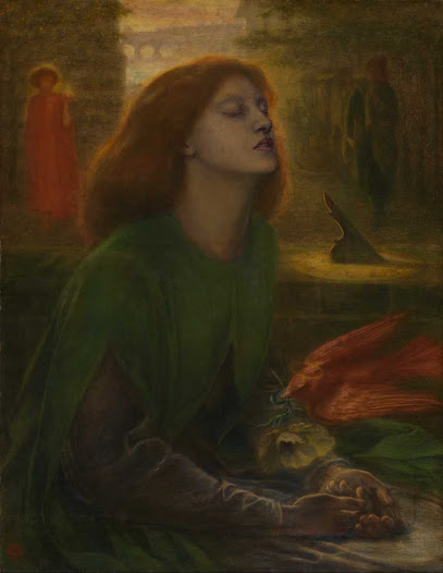 Rossetti Dante Gabriel, Beata Beatrix